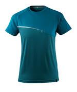 17782-945-44 T-shirt - Bleu pétrole