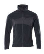 18303-137-010 Fleece jas - donkermarine