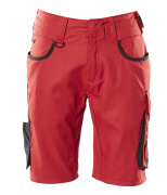 18349-230-0209 Short - Rouge/Noir
