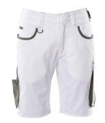 18349-230-0618 Shorts - wit/donkerantraciet