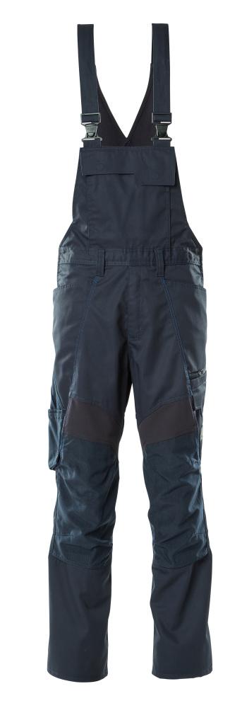 18569-442-010 Amerikaanse overall met kniezakken - donkermarine