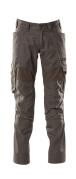 18579-442-18 Pantalon avec poches genouillères - Anthracite foncé