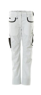 18688-230-0618 Pantalon - Blanc/Anthracite foncé