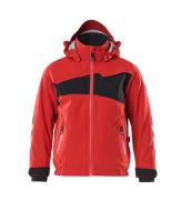 18935-249-20209 Veste grand froid pour enfants - Rouge trafic/Noir