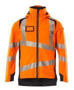 19001-449-14010 Veste d'extérieur - Hi-vis orange/Marine foncé