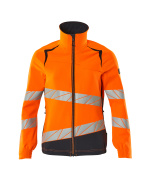 19008-511-14010 Veste - Hi-vis orange/Marine foncé
