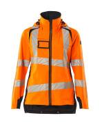 19011-449-14010 Shell jas - hi-vis oranje/donkermarine