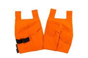 19050-711-14 Poches flottantes - Hi-vis orange