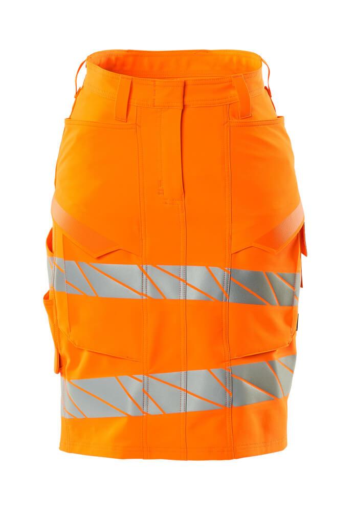 19244-711-14 Jupe - Hi-vis orange