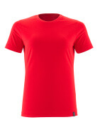 20192-959-202 T-shirt - Rouge trafic