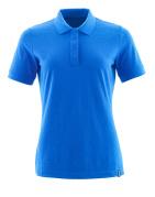 20193-961-91 Poloshirt - helder blauw