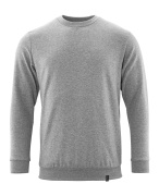 20284-962-08 Sweatshirt - grijs-melêe