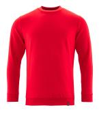 20284-962-202 Sweatshirt - signaalrood