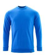 20284-962-91 Sweatshirt - helder blauw