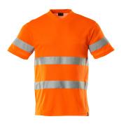 20882-995-14 T-shirt - hi-vis oranje