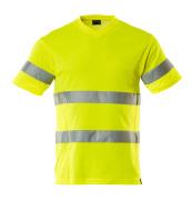 20882-995-17 T-shirt - hi-vis geel