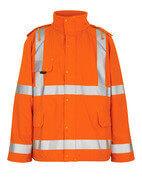 50101-814-14 Regenjack - hi-vis oranje
