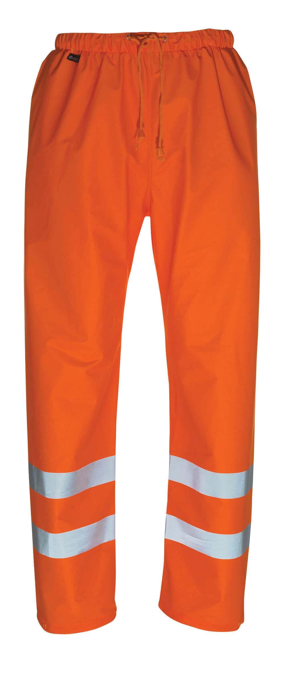 50102-814-14 Regenbroek - hi-vis oranje