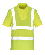 50105-853-17 Poloshirt - hi-vis geel