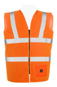 50107-310-14 Gilet de circulation - Hi-vis orange