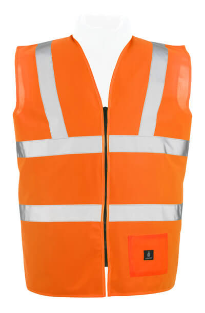 50107-310-14 Veiligheidshesje - hi-vis oranje