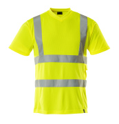 50113-949-17 T-shirt - hi-vis geel