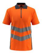 50130-933-14010 Poloshirt - hi-vis oranje/donkermarine