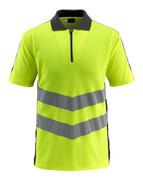 50130-933-1709 Poloshirt - hi-vis geel/zwart