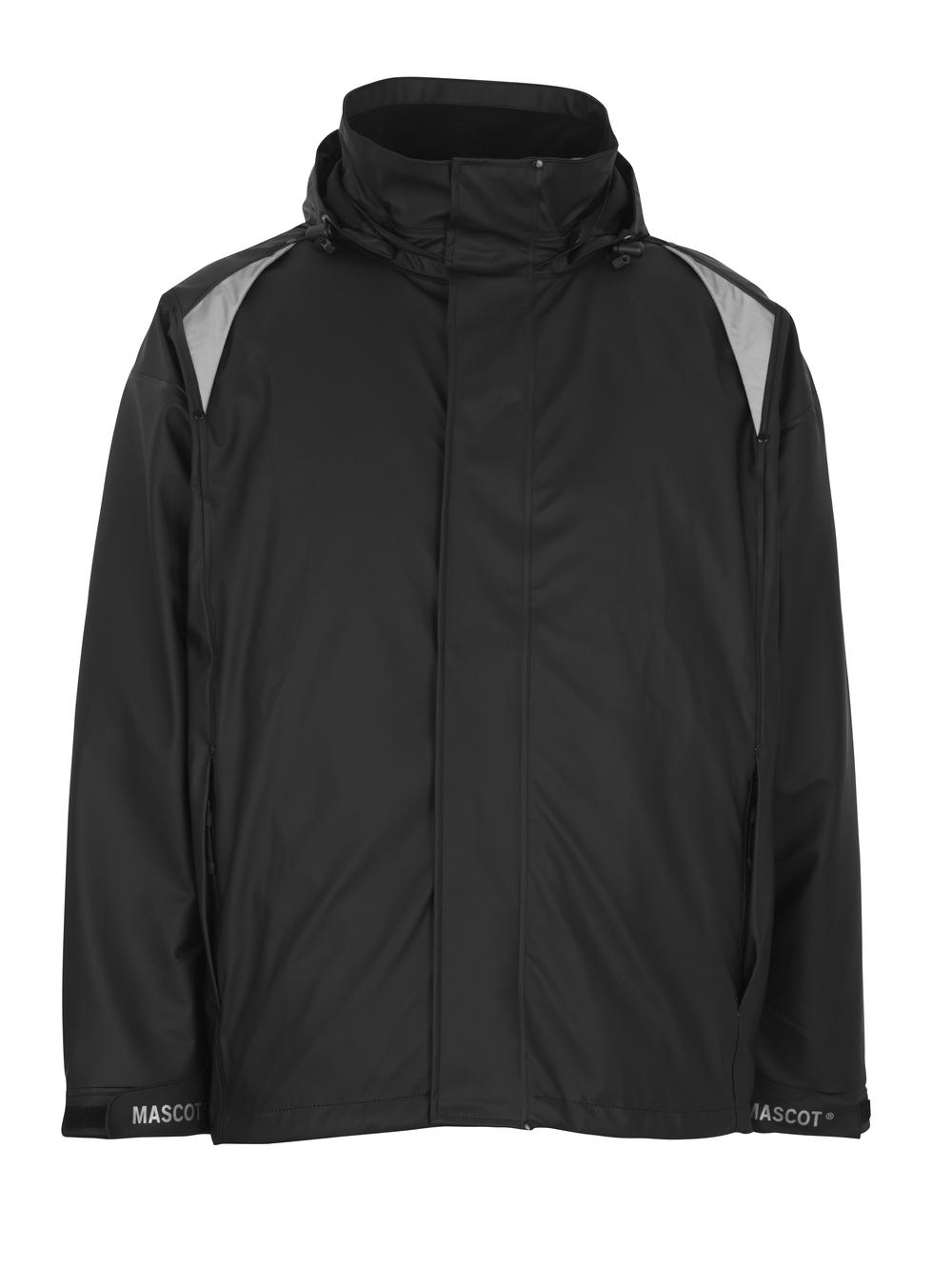 50202-859-09 Regenjack - zwart