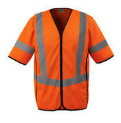 50216-310-14 Gilet de circulation - Hi-vis orange