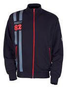 50422-191-010 Sweatshirt met rits - donkermarine