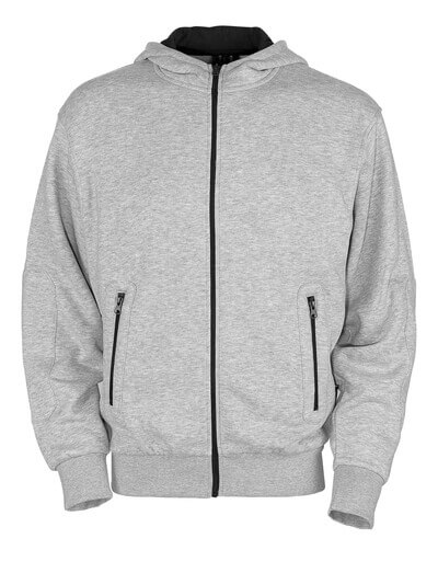 50423-191-01 Sweat capuche zippé - Marine