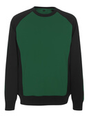 50503-830-1809 Sweatshirt - donkerantraciet/zwart