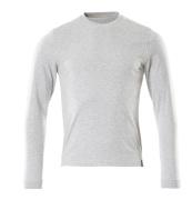 50548-250-08 T-shirt, manches longues - Gris chiné