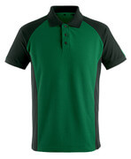 50569-961-0209 Poloshirt - rood/zwart