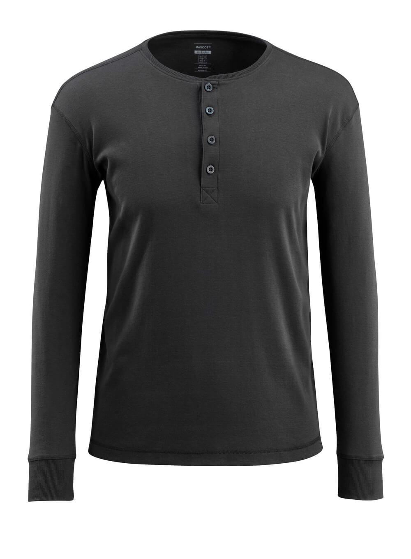 50581-964-09 T-shirt, manches longues - Noir