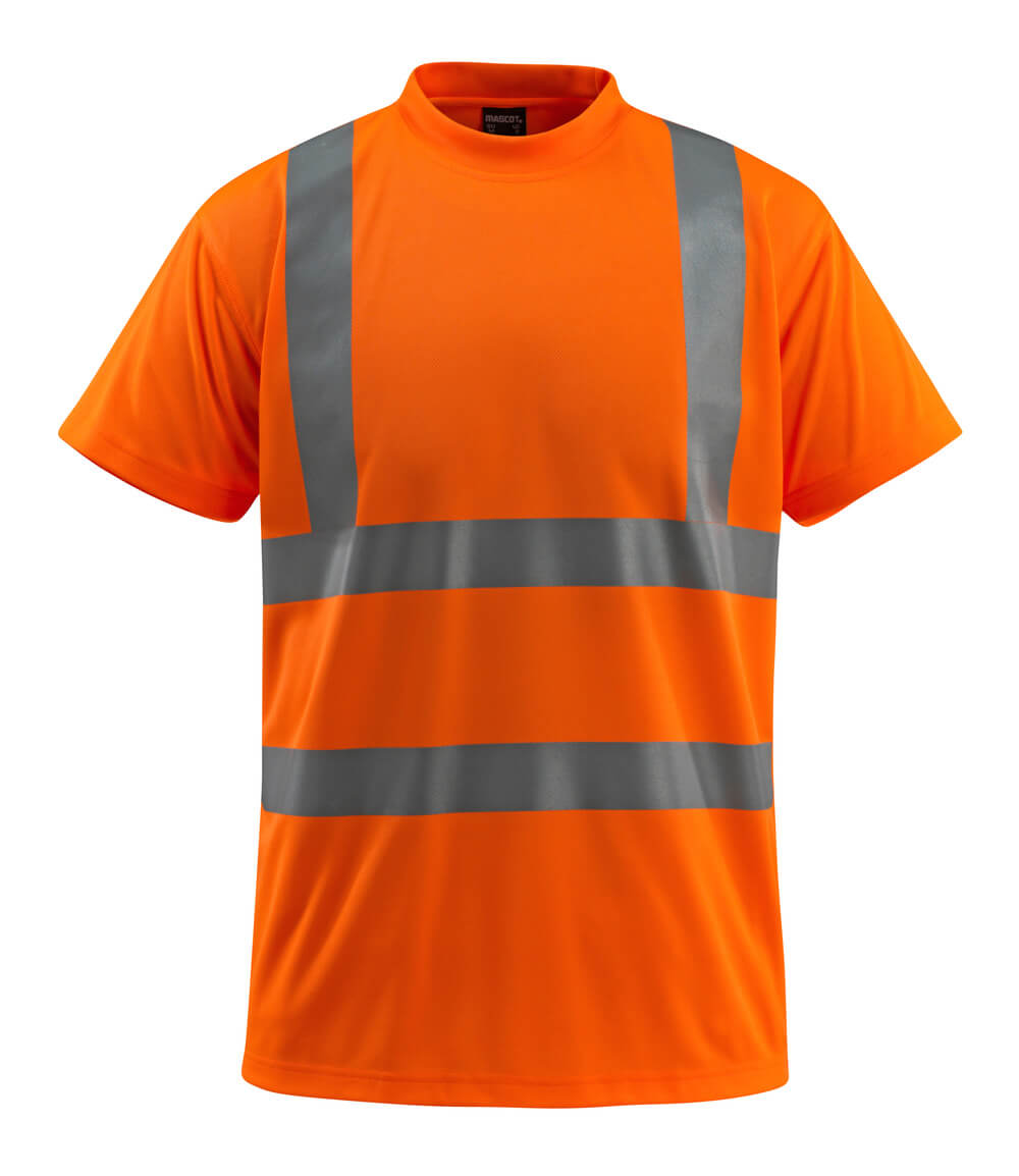 50592-972-14 T-shirt - hi-vis oranje
