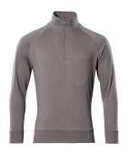 50611-971-888 Sweatshirt demi-zippé - Anthracite