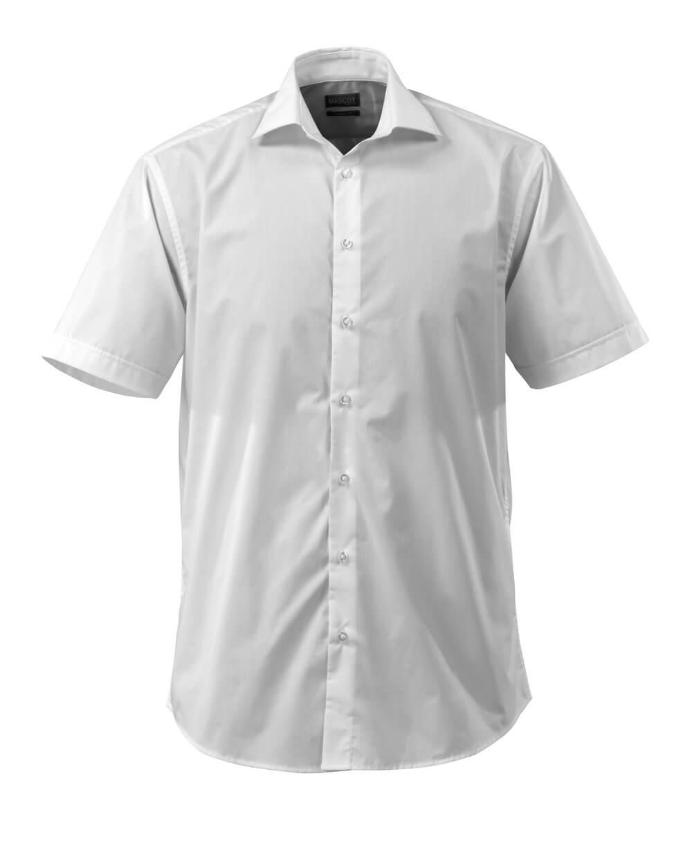 50632-984-06 Overhemd, met korte mouwen - wit