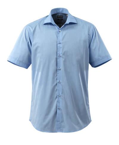 50632-984-71 Overhemd, met korte mouwen - lichtblauw