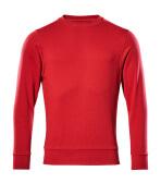 51580-966-02 Sweatshirt - Rouge