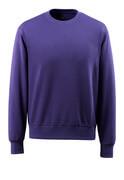 51580-966-95 Sweatshirt - paarsblauw