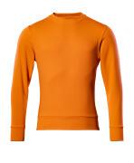51580-966-98 Sweatshirt - helder oranje