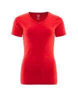 51584-967-202 T-shirt - signaalrood