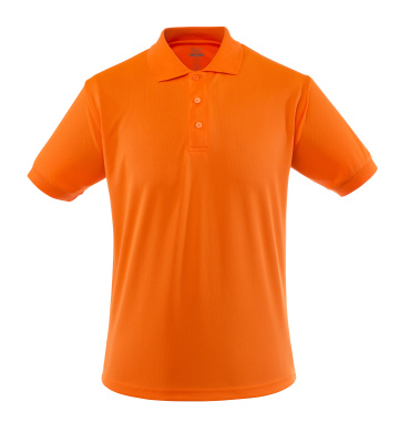 51626-949-14 Polo - Hi-vis orange