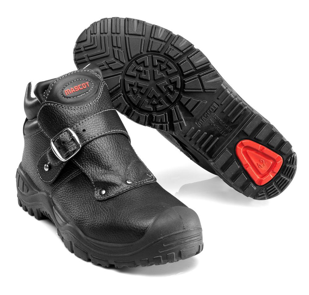F0072-911-09 Bottes de sécurité - Noir