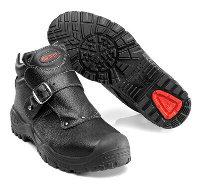 F0072-911-09 Veiligheidslaarzen - zwart