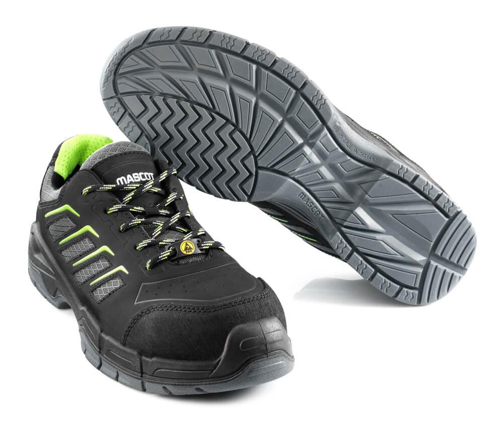 F0108-937-09 Chaussures de sécurité basses - Noir
