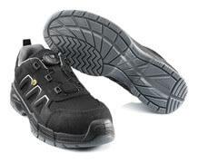 F0111-937-09 Chaussures de sécurité basses - Noir