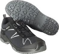 F0122-771-09880 Chaussure de sécurité - Noir/Argent
